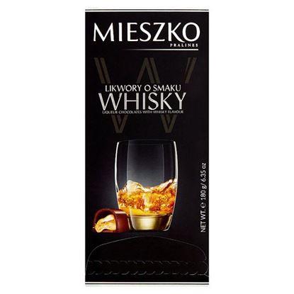 Mieszko Likwory o smaku whisky 180 g