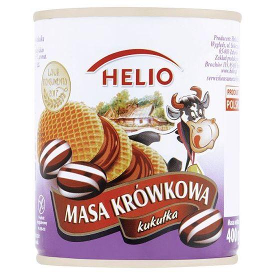 Helio Masa krówkowa kukułka 400 g