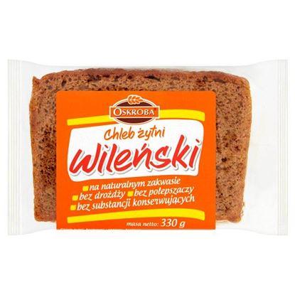 Oskroba Chleb żytni wileński 330 g