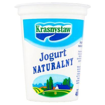 Krasnystaw Jogurt naturalny 400 g