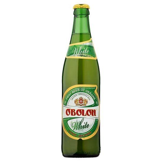 Obolon Białe Piwo typu witbier 500 ml