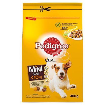 Pedigree Vital Protection Mini Adult <10 kg Karma pełnoporcjowa z kurczakiem i warzywami 400 g