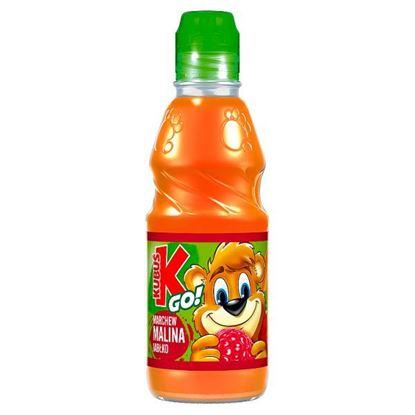 Kubuś Go! Sok marchew malina jabłko 300 ml