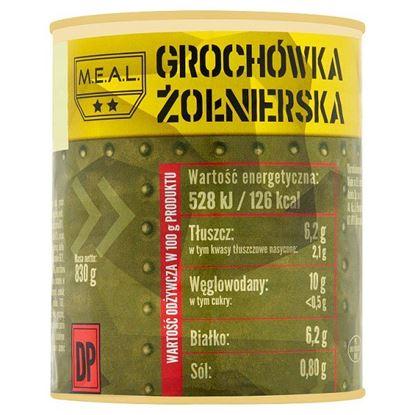 M.E.A.L. Grochówka żołnierska 830 g