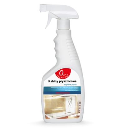 Obrazek O! Chemia profesjonalna kabiny prysznicowe 500 ml