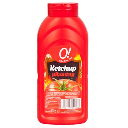 Obrazek O! Ketchup pikantny 500 g