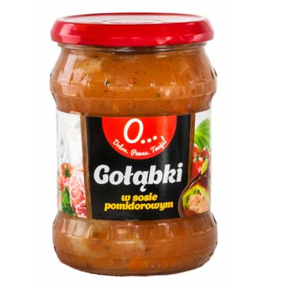 Obrazek O! Gołąbki w sosie pomidorowym 500 g