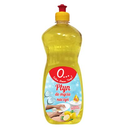 Obrazek O! Płyn do mycia naczyń cytrynowy 1 l