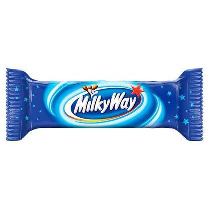 Milky Way Baton z białym nadzieniem oblany czekoladą 21,5 g