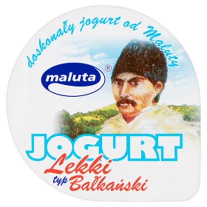 Obrazek Maluta Jogurt typ bałkański lekki 340 g