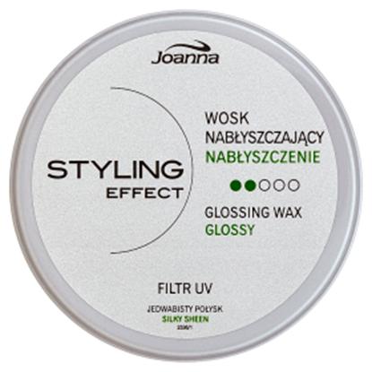 Obrazek Joanna Styling effect Wosk nabłyszczający nabłyszczenie 45 g