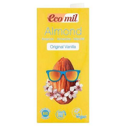 EcoMil Napój migdałowy o smaku waniliowym1 l