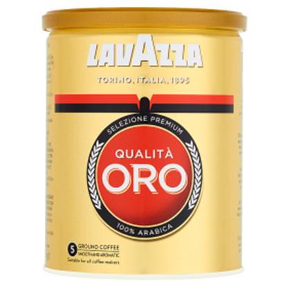 Obrazek Lavazza Qualità Oro Mielona kawa palona 250 g