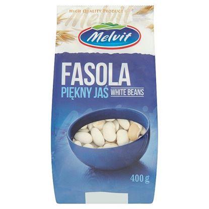 Melvit Fasola Piękny Jaś 400 g