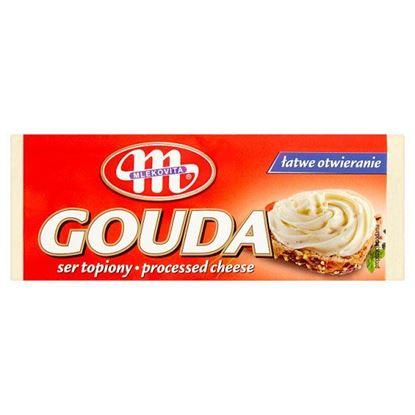 Mlekovita Ser topiony Gouda 100 g