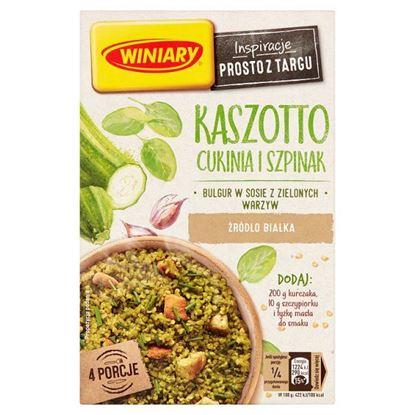 Winiary Kaszotto cukinia i szpinak 230 g