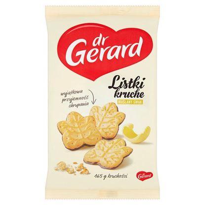 dr Gerard Listki kruche maślany smak 165 g