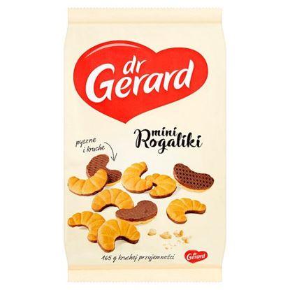 dr Gerard Mini rogaliki z polewą kakaową 165 g