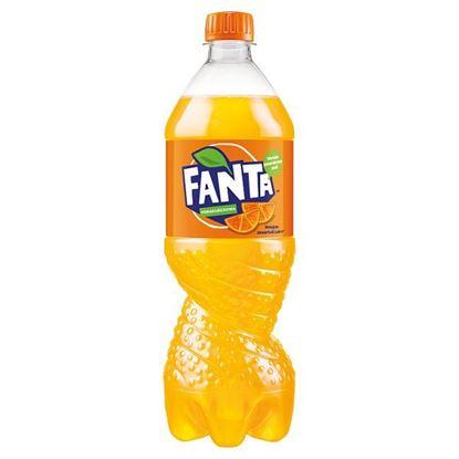 Fanta Pomarańczowa Napój gazowany 850 ml