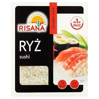 Risana Ryż sushi 200 g (2 x 100 g)