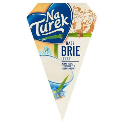 NaTurek Nasz Brie lekki 125 g