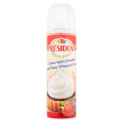 Obrazek Président Ubita śmietanka o smaku waniliowym 250 g