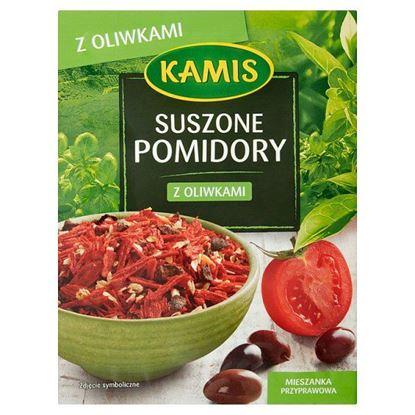 Kamis Suszone pomidory z oliwkami Mieszanka przyprawowa 15 g