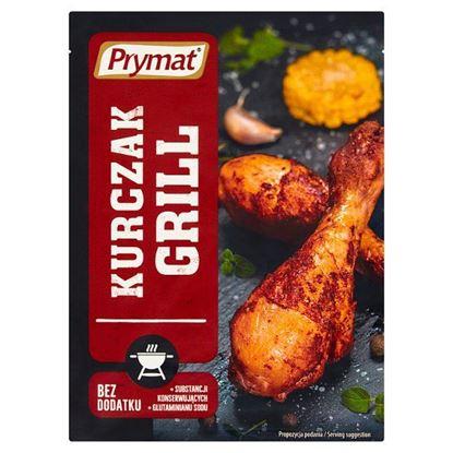 Prymat Przyprawa kurczak grill 25 g