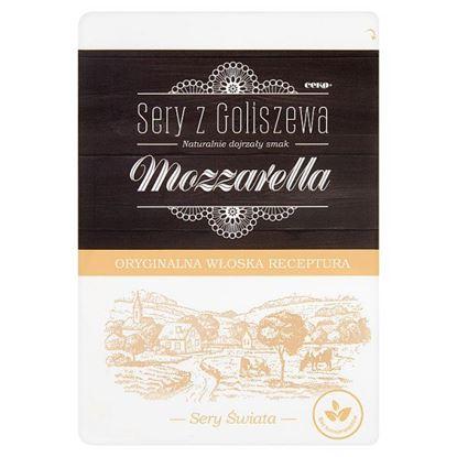 Sery z Goliszewa Ser Mozzarella 135 g