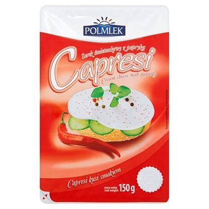 Capresi Serek śmietankowy z papryką 150 g