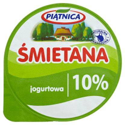 Obrazek Piątnica Śmietana jogurtowa 10% 200 g