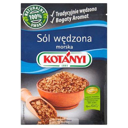 Kotányi Sól wędzona morska 20 g