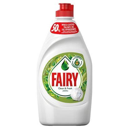 Fairy Jabłko Płyn do mycia naczyń 450 ml