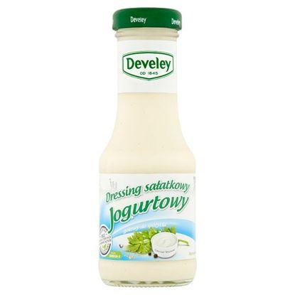 Develey Dressing sałatkowy jogurtowy 200 ml
