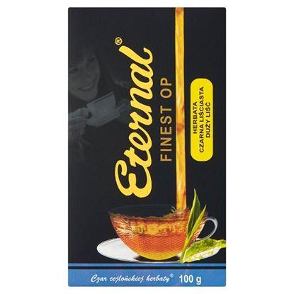 Eternal Herbata czarna liściasta duży liść 100 g