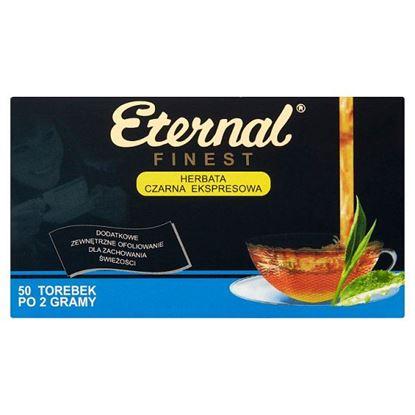 Eternal Herbata czarna ekspresowa 100 g (50 x 2 g)