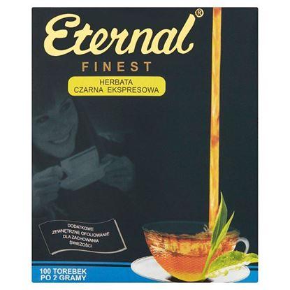 Eternal Herbata czarna ekspresowa 200 g (100 x 2 g)