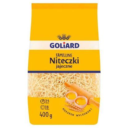 Goliard Makaron familijny niteczki jajeczne 400 g