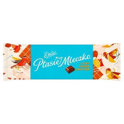 E. Wedel Ptasie Mleczko Lody czekoladowe 90 ml
