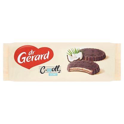 dr Gerard C-moll Wafel w czekoladzie z kremem kokosowym i kakaowym 100 g