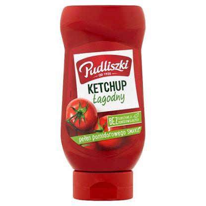 Pudliszki Ketchup łagodny 480 g