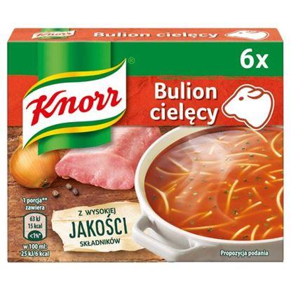 Knorr Bulion cielęcy 60 g (6 x 10 g)