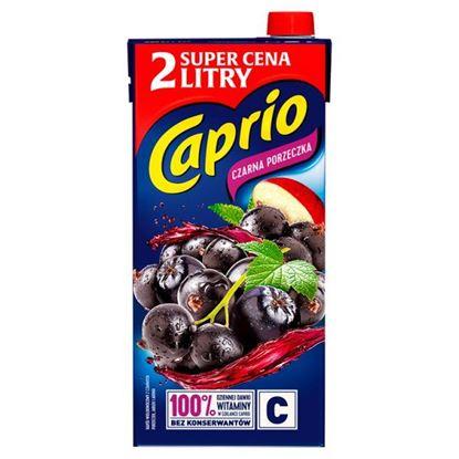 Caprio Napój czarna porzeczka 2 l
