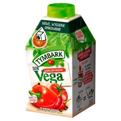Tymbark Vega Sok z warzyw i owoców słoneczny Meksyk 500 ml