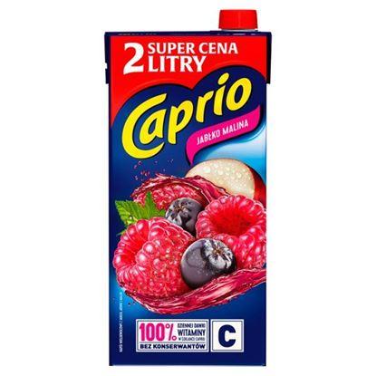 Caprio Napój jabłko malina 2 l