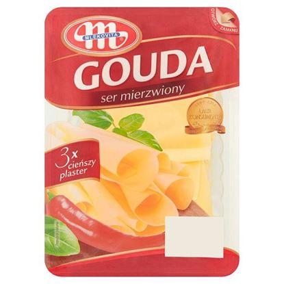 Mlekovita Ser Gouda mierzwiony 150 g