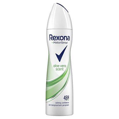 Rexona Aloe Vera Antyperspirant w aerozolu dla kobiet 150 ml