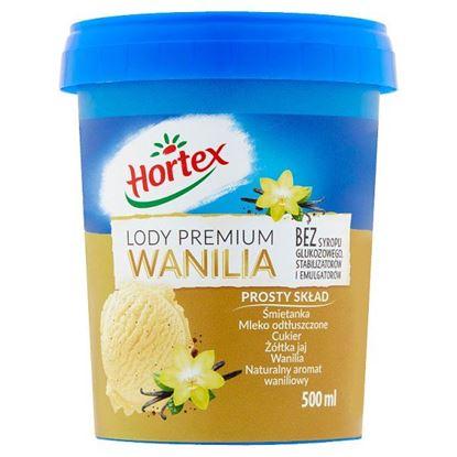 Hortex Lody premium wanilia 500 ml