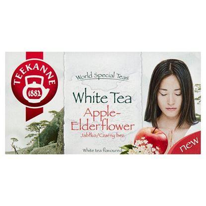 Teekanne Herbata biała o smaku jabłka i kwiatu czarnego bzu 25 g (20 x 1,25 g)