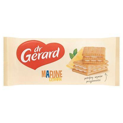 dr Gerard Mafijne Herbatniki z kremem o smaku cytrynowym 216 g